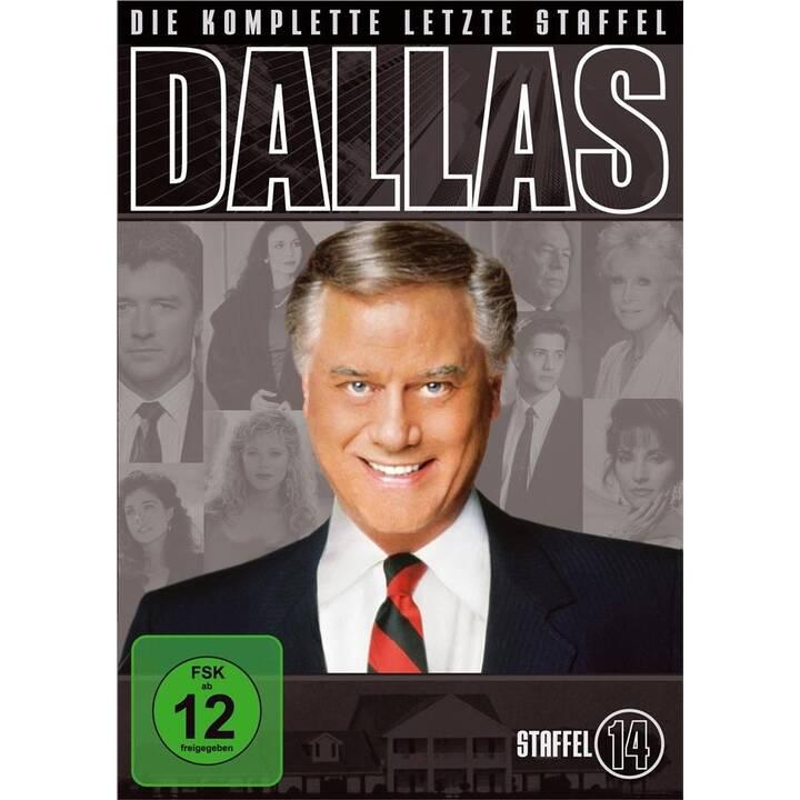 Dallas Stagione 14 (DE, EN)