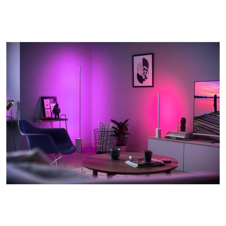 PHILIPS HUE Tischleuchte Signe White & Color Ambiance BT (LED)