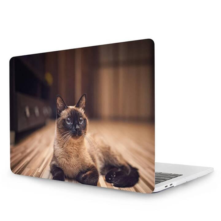 """EG MTT Cover pour MacBook Pro 13"""" Touch Bar - Cat"""