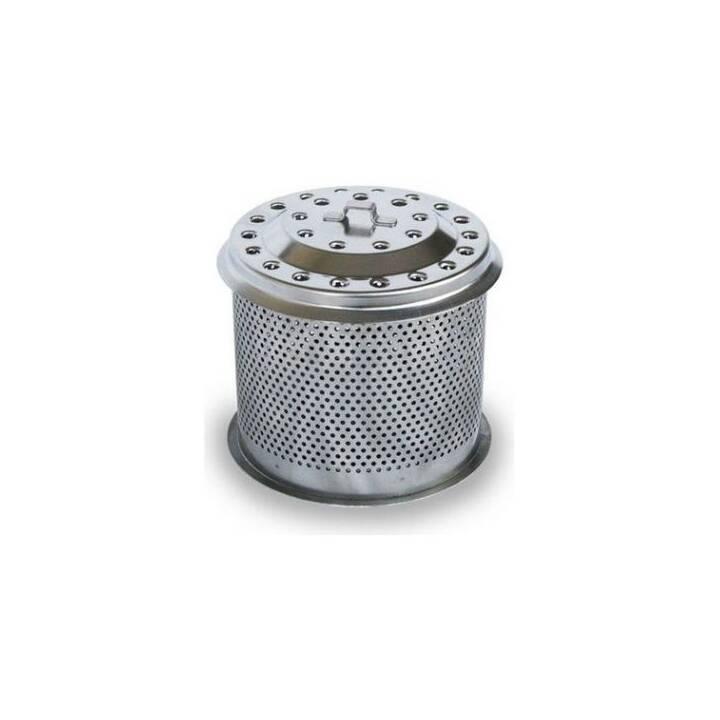 LOTUSGRILL contenitore in acciaio inossidabile al carbonio