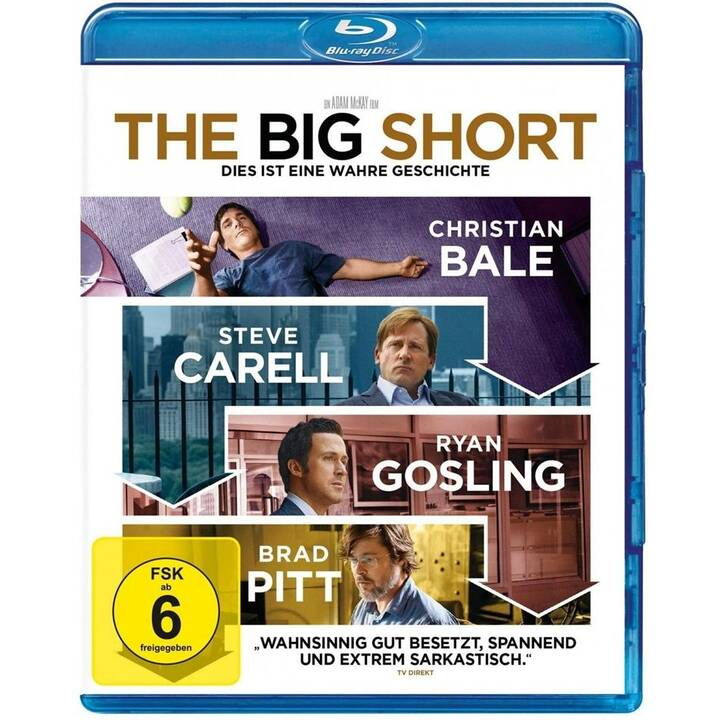 The Big Short (DE, EN, JA, FR, IT)