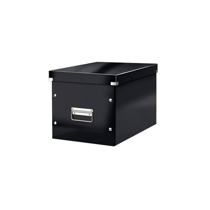 LEITZ Click&Store Cube L 320 x 45 x 360 mm Noir