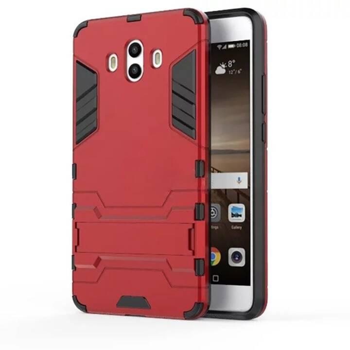 EG Mornrise Backcover mit Ständer für Huawei Mate 20 Lite - Rot