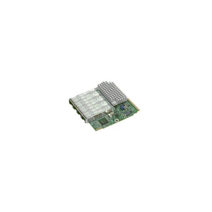 SUPERMICRO Netzwerkadapterkarte (4 x SFP+)