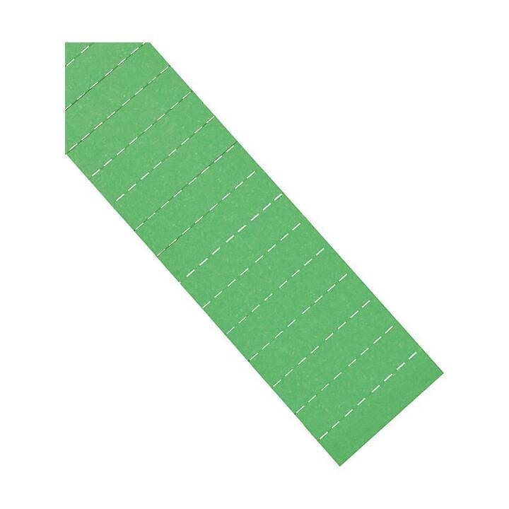MAGNETOPLAN Etichetta ferrocard (Verde, 615 pezzo)
