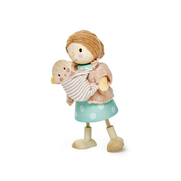 TENDER LEAF TOYS Mrs Goodwood & Baby