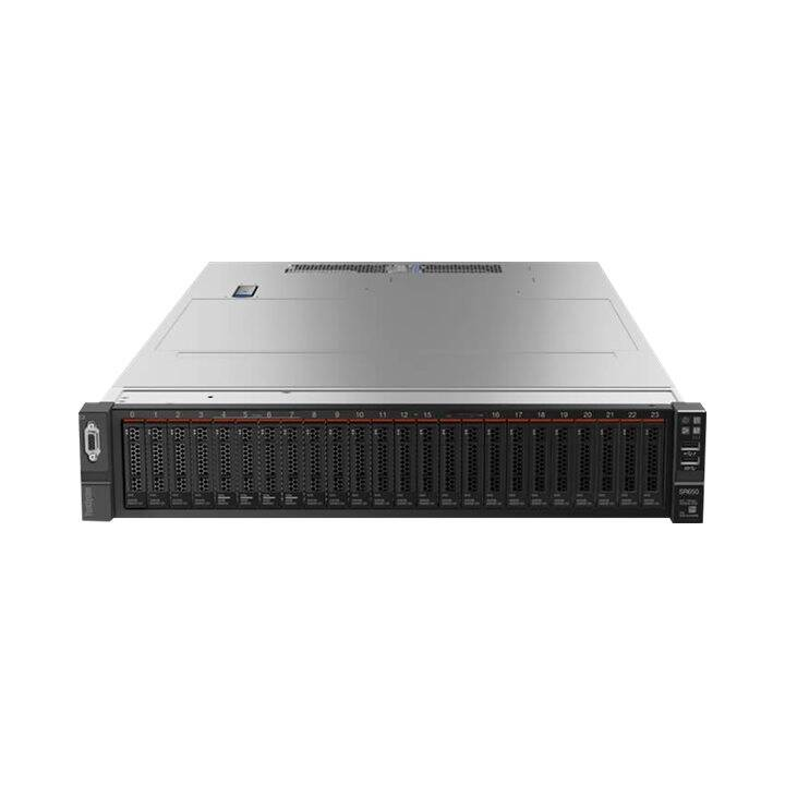 LENOVO ThinkSystem SR650 (Intel C624, 32 GB, 2.4 GHz)