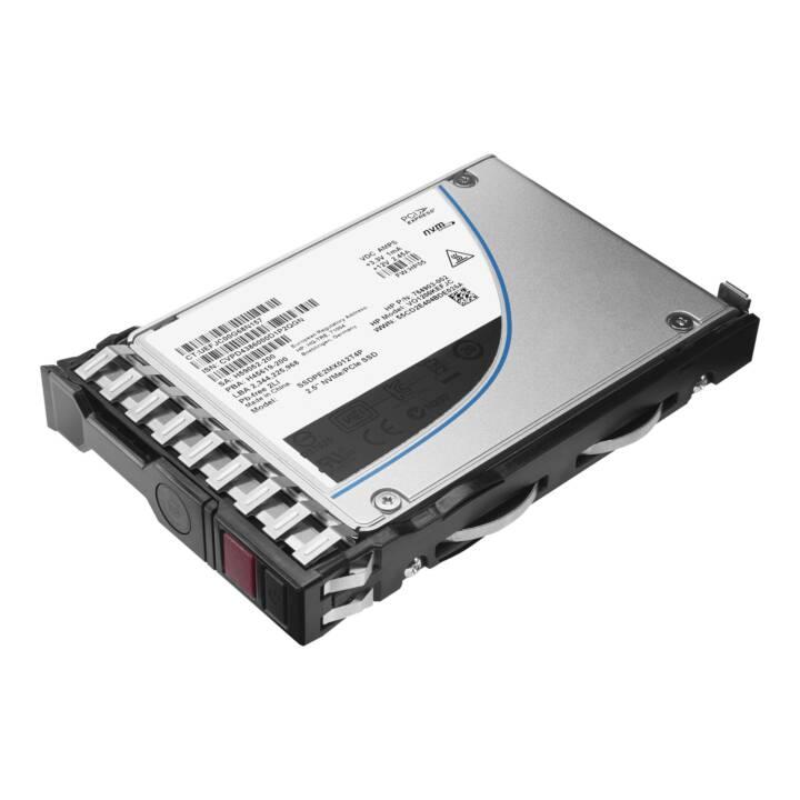 HP 873355-B21 (SAS, 800 GB, Schwarz, Aluminium)