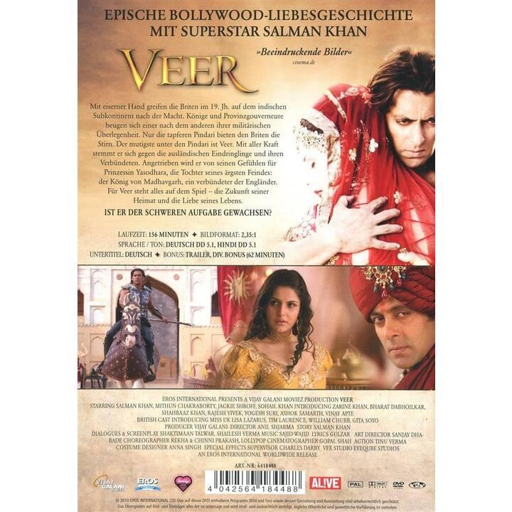 Veer - Die Liebe eines Kriegers (DE, Hindi)