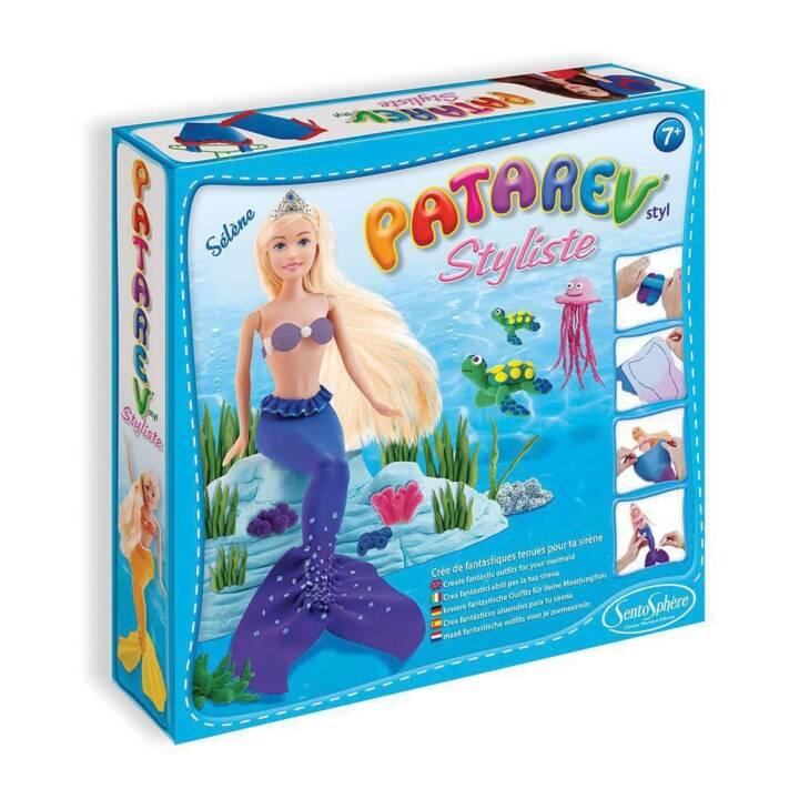 SENTOSPHERE Patarev Styliste - Sélène Spielzeug (Modellieren, Dekorieren)