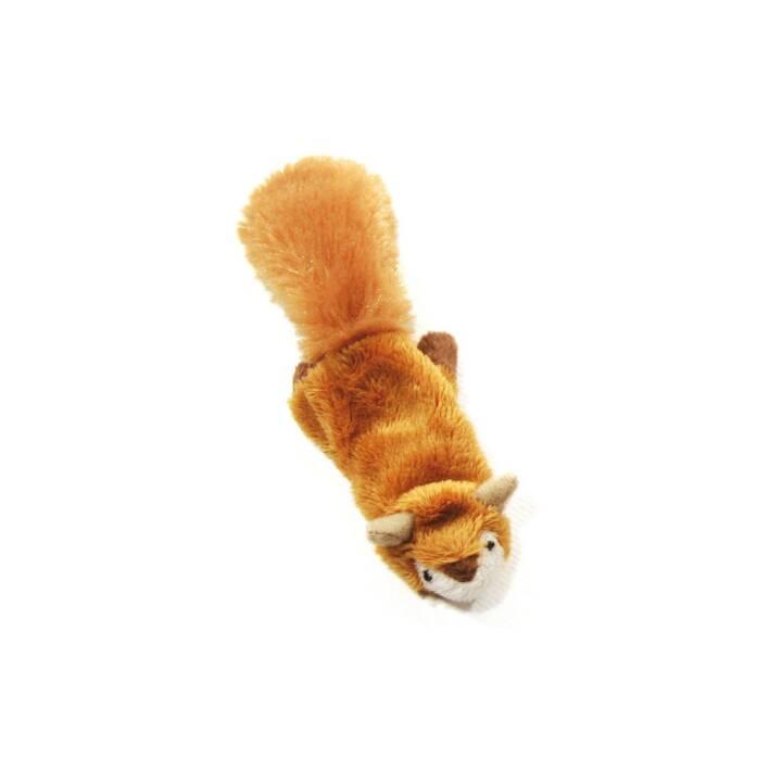 Mini écureuil SWISSPET avec rascasse et herbe à chat