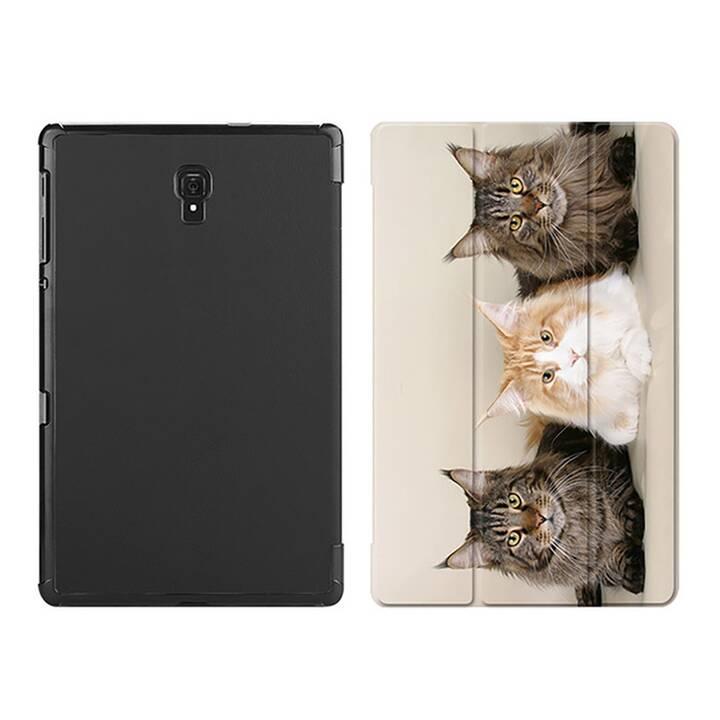 """EG MTT Étui pour Samsung Galaxy S6 10.5"""" 2019 - Chat"""