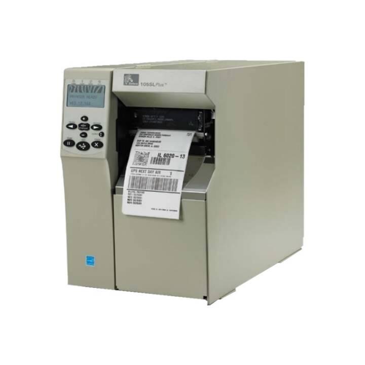 ZEBRA TECHNOLOGIES 105SLPlus Imprimante d'étiquettes