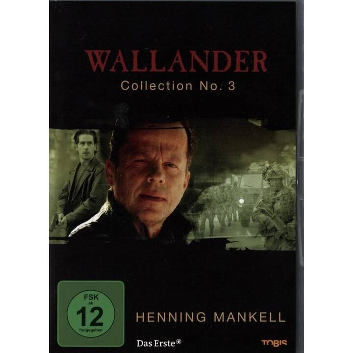 Wallander - Collection 3 (DE, SV)