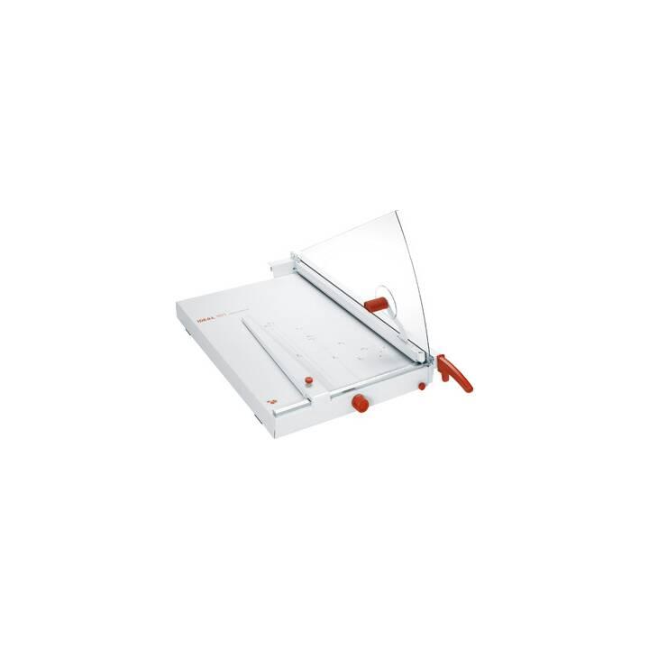 IDEAL Präzisions-Hebelschneidemaschine