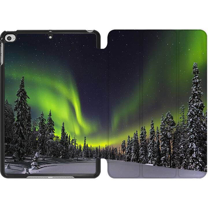 EG MTT Coque pour iPad Mini 4 (2015) et Mini 5 (2019) - aurora