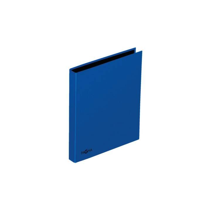 PAGNA Ringbuch A4 blau