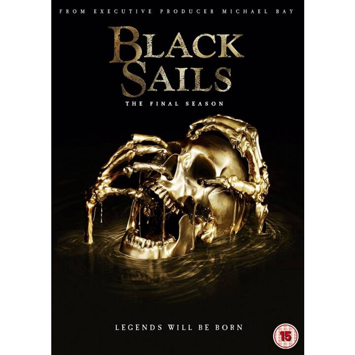 Black Sails Season 4 (Version F)