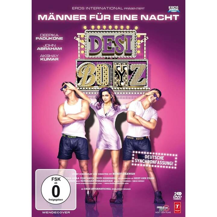 Desi Boyz - Männer für eine Nacht (DE)