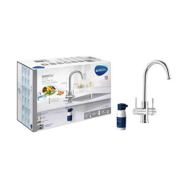 BRITA Filtre à eau pour robinet  WD3030LED (1 Stk)