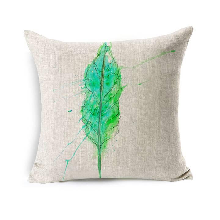 EG Housse de coussin de canapé 45 x 45cm - Polyester