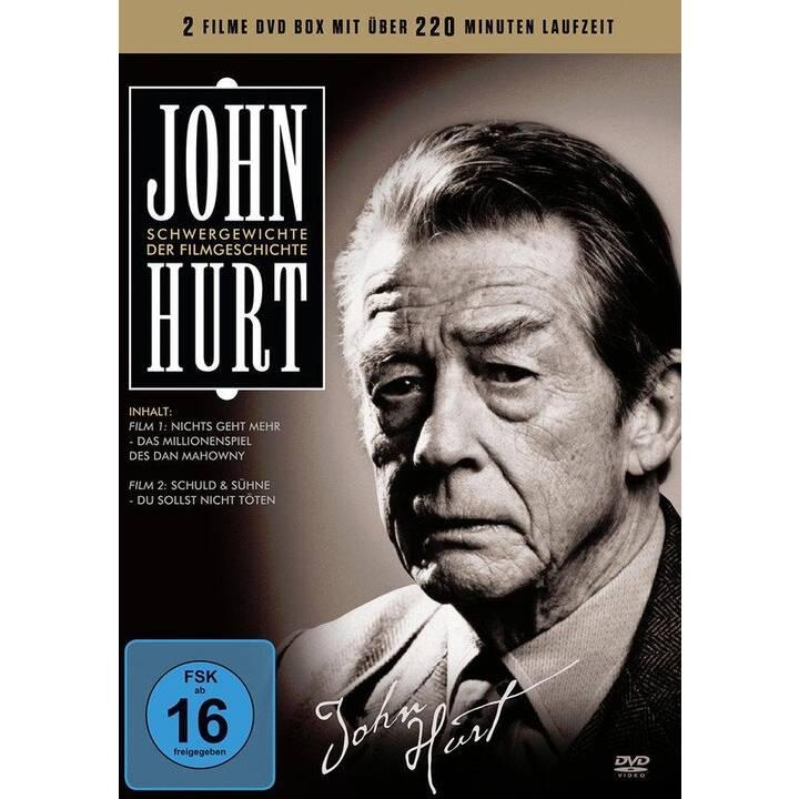 John Hurt - Schwergewichte der Filmgesch (DE, EN)