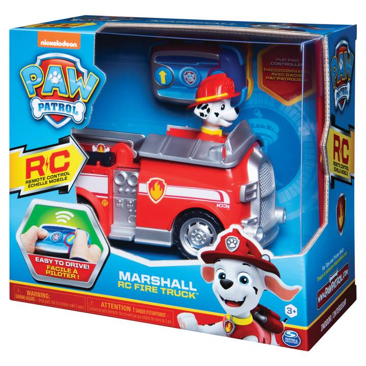 SPINMASTER Cars Paw Patrol Véhicule pour jouer