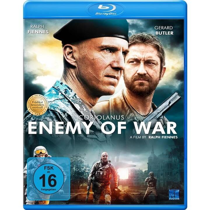 Coriolanus - Enemy of War (DE, EN)
