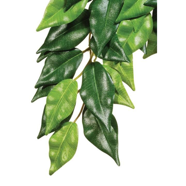 EXOTERRA Plante artificielle Plant Fikus (25cm, Soie)