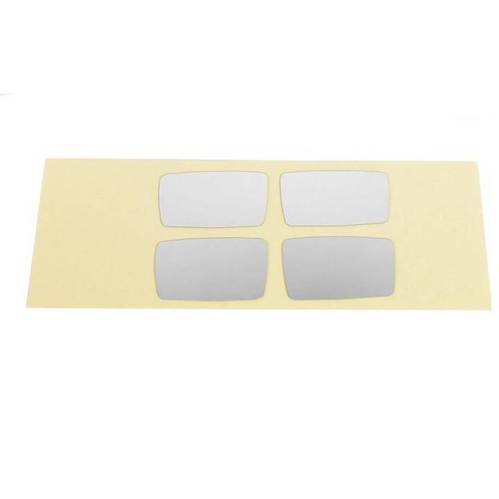 RC4WD Mojave II Rubber Mirror Componenti (Nero)
