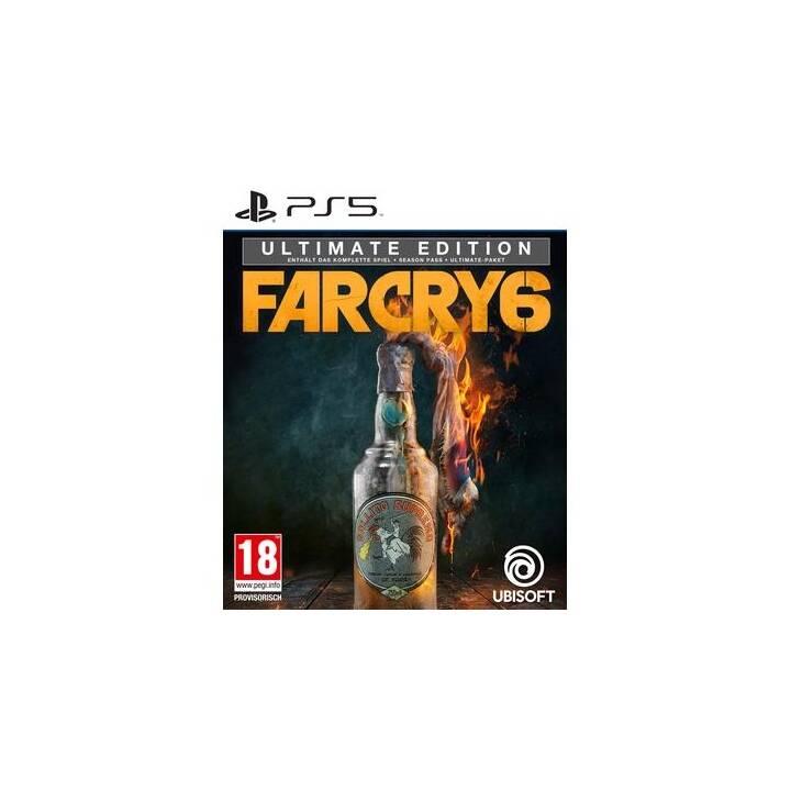 Far Cry 6 - Ulitmate Edition (DE, FR, IT)