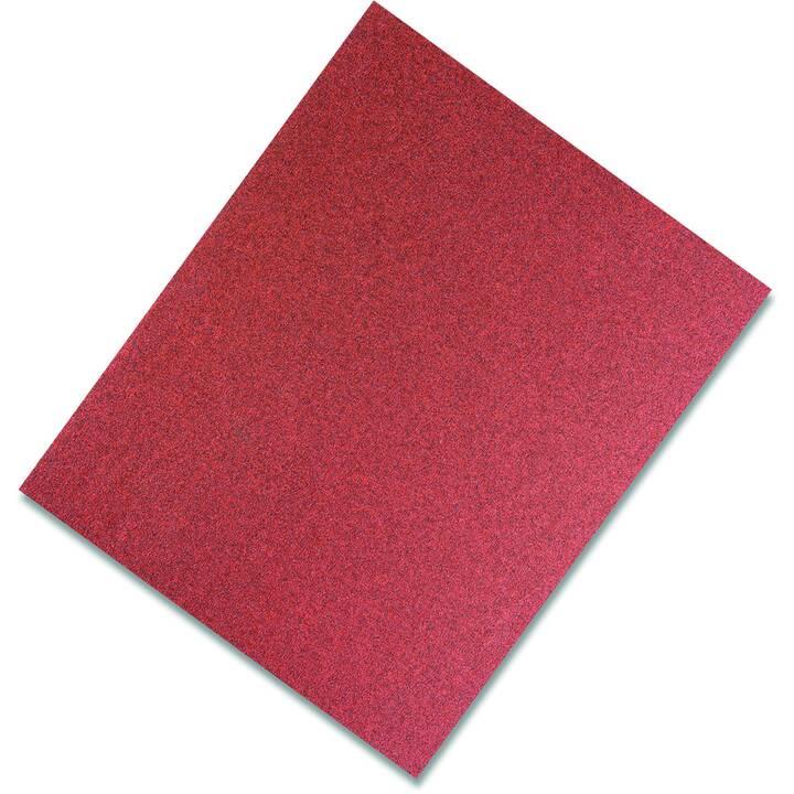 SIGA Carte abrasive al corindone a strisce (240, 1 pezzo)