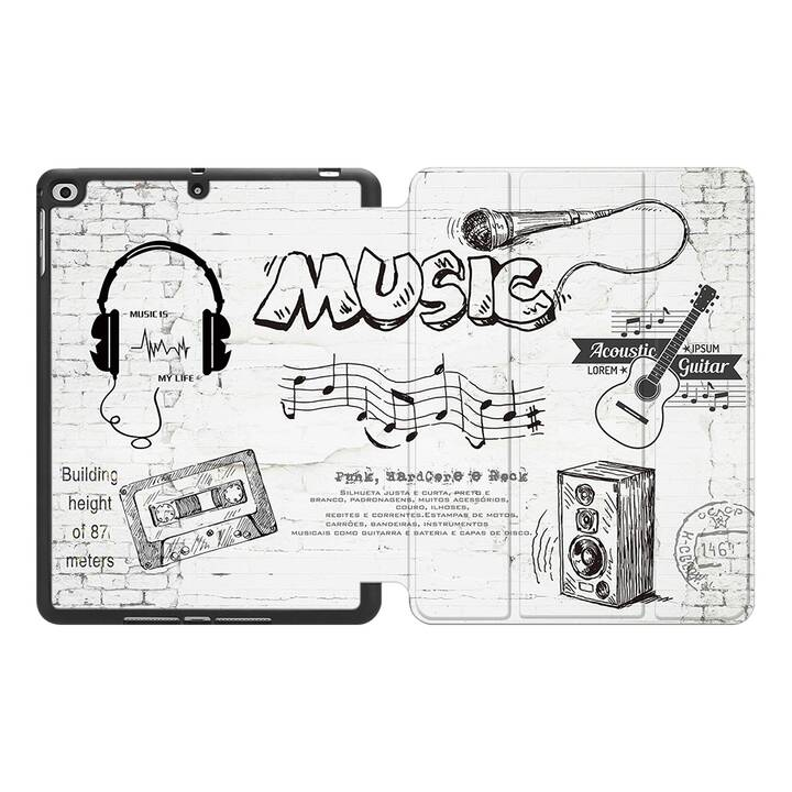 "EG MTT Custodia per Microsoft Surface Go 10"" (2018) - Musica"