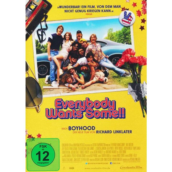 Everybody Wants Some!! (DE, EN)