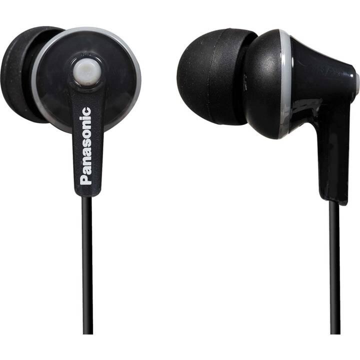 PANASONIC In-Ear Kopfhörer RP-HJE125E-K Black
