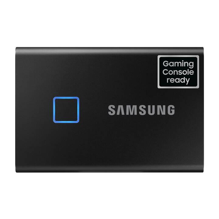 SAMSUNG T7 Touch (USB 3.2, 1 TB, Nero)