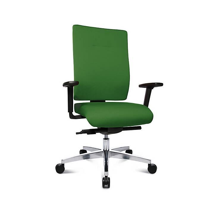 Sitness Bürostuhl (Grün, Schwarz)