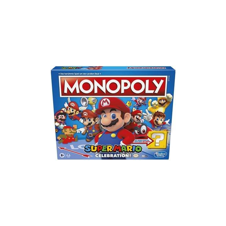HASBRO Monopoly Super Mario Celebration (DE)