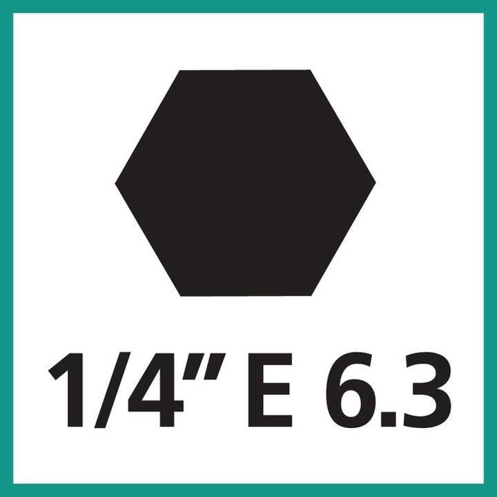PB SWISS TOOLS Bit  (1 x, 1/4)