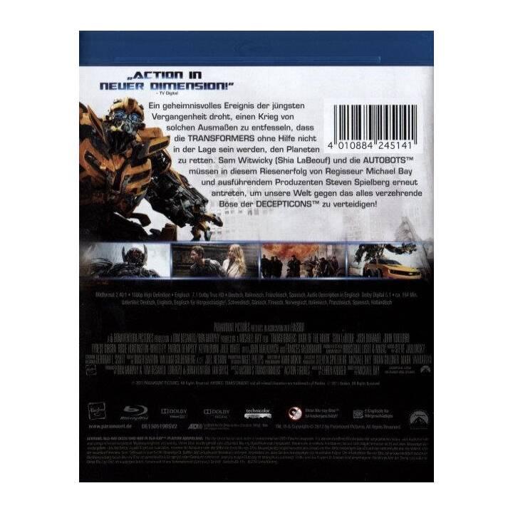 Transformers 3 (ES, IT, DE, EN, FR)