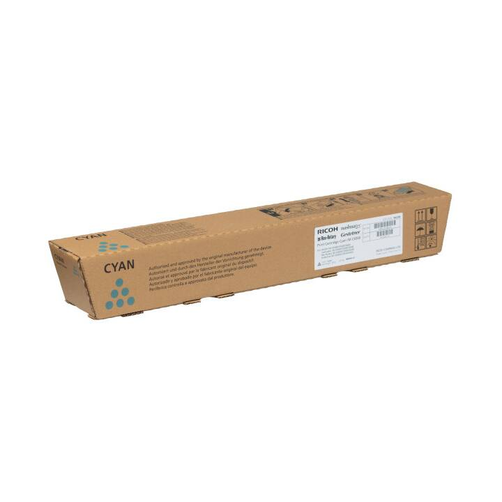 RICOH 842286 (Cartouche individuelle, Cyan)