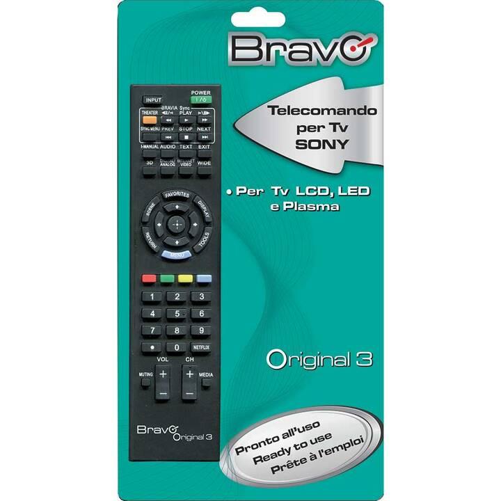 BRAVO Fernbedienung Original 3 (1 Geräte, Sony)