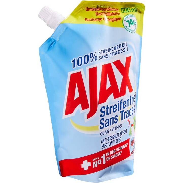 AJAX Nettoyant vitres (500 ml, 1 pièce)