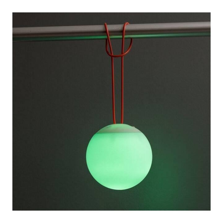 INTERTRONIC Luce d'atmosfera LED Hanging Ball (Bianco)