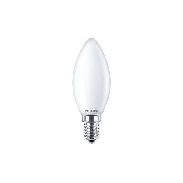 PHILIPS Lampadina LED (E14, 4.3 W)