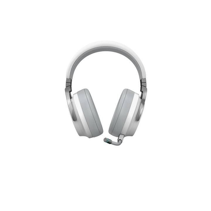 CORSAIR Virtuoso RGB Wireless (On-Ear, Weiss)