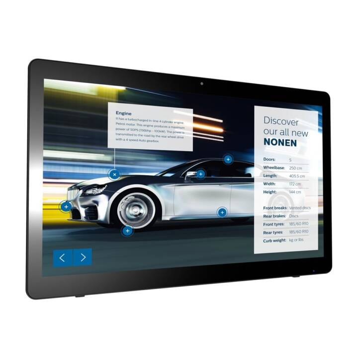 """PHILIPS 24BDL4151T/00 (24 """", LCD, LED)"""