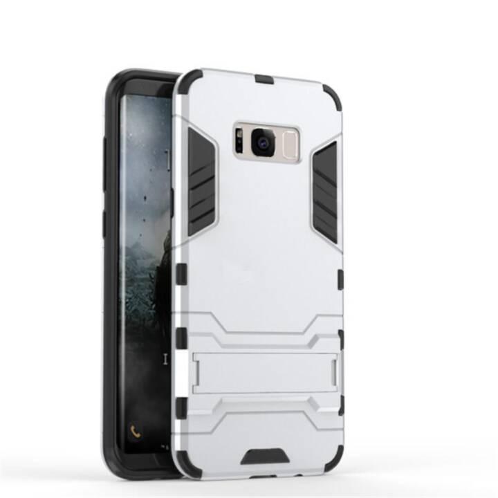 EG Backcover for Samsung Galaxy S8 Silver