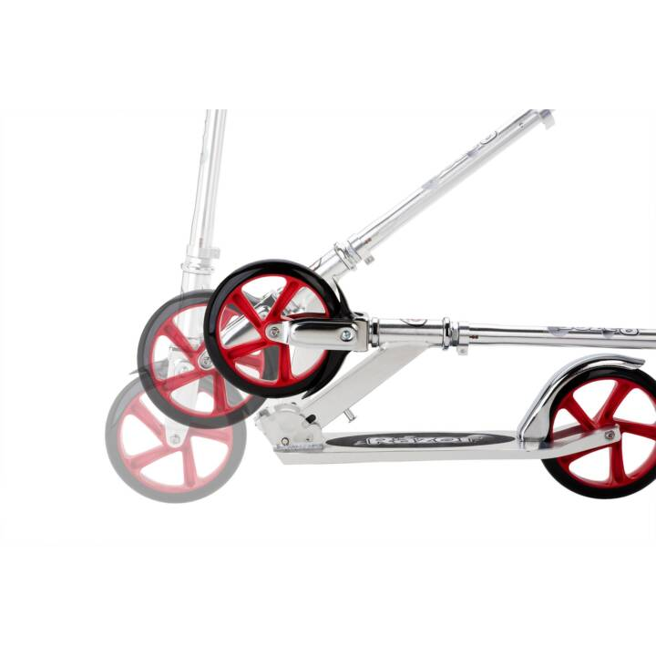 RAZOR A5 Lux Scooter Red/Silver