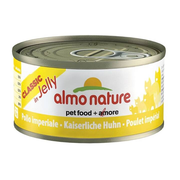 ALMO NATURE HFC Jelly (Adulte, 70 g, Poule)